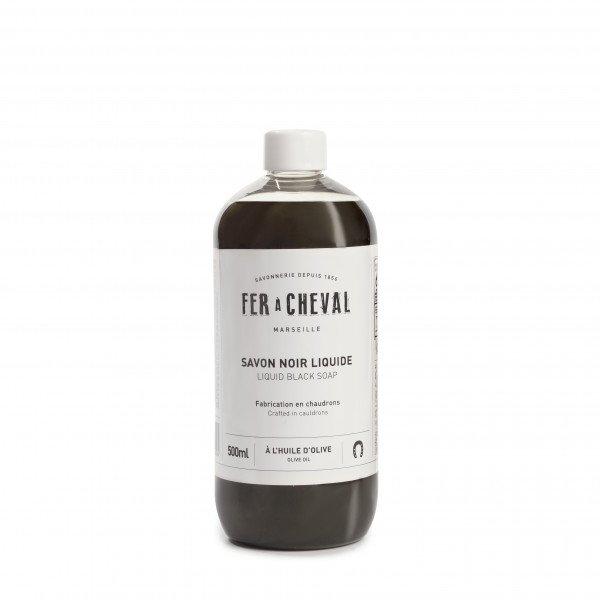 Liquid Black Soap 500ml