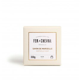 Emblematic Olive Marseille Soap Cube 300g