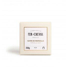 Emblématique Savon de Marseille Cube Olive 300g