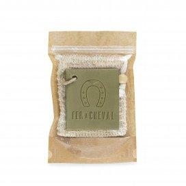 Travel kit Slice of Marseille soap