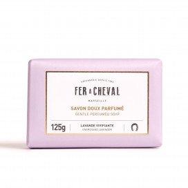 Gentle Perfumed Soap Energising Lavender 125g