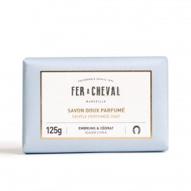 Gentle Perfumed Soap Seaside Citrus 125g