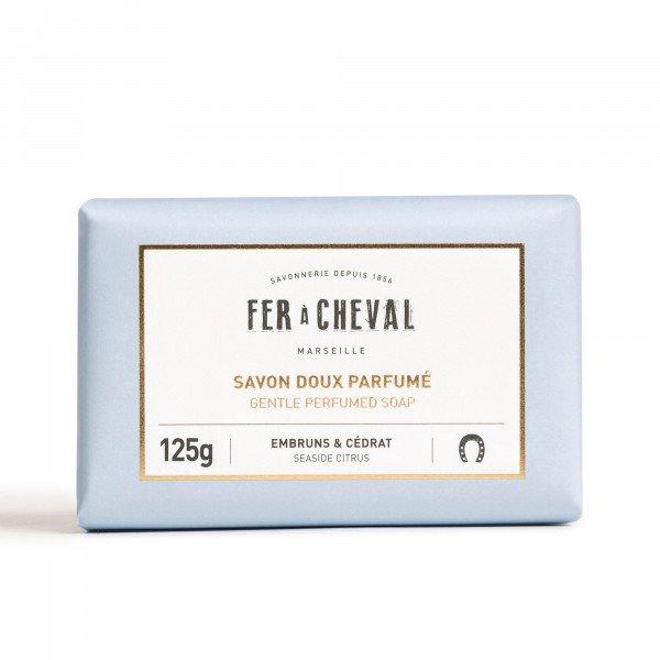 Savon Doux Parfumé Embruns & Cédrat 125g