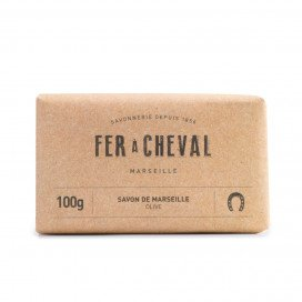 Olive Toilet Marseille Soap 100g