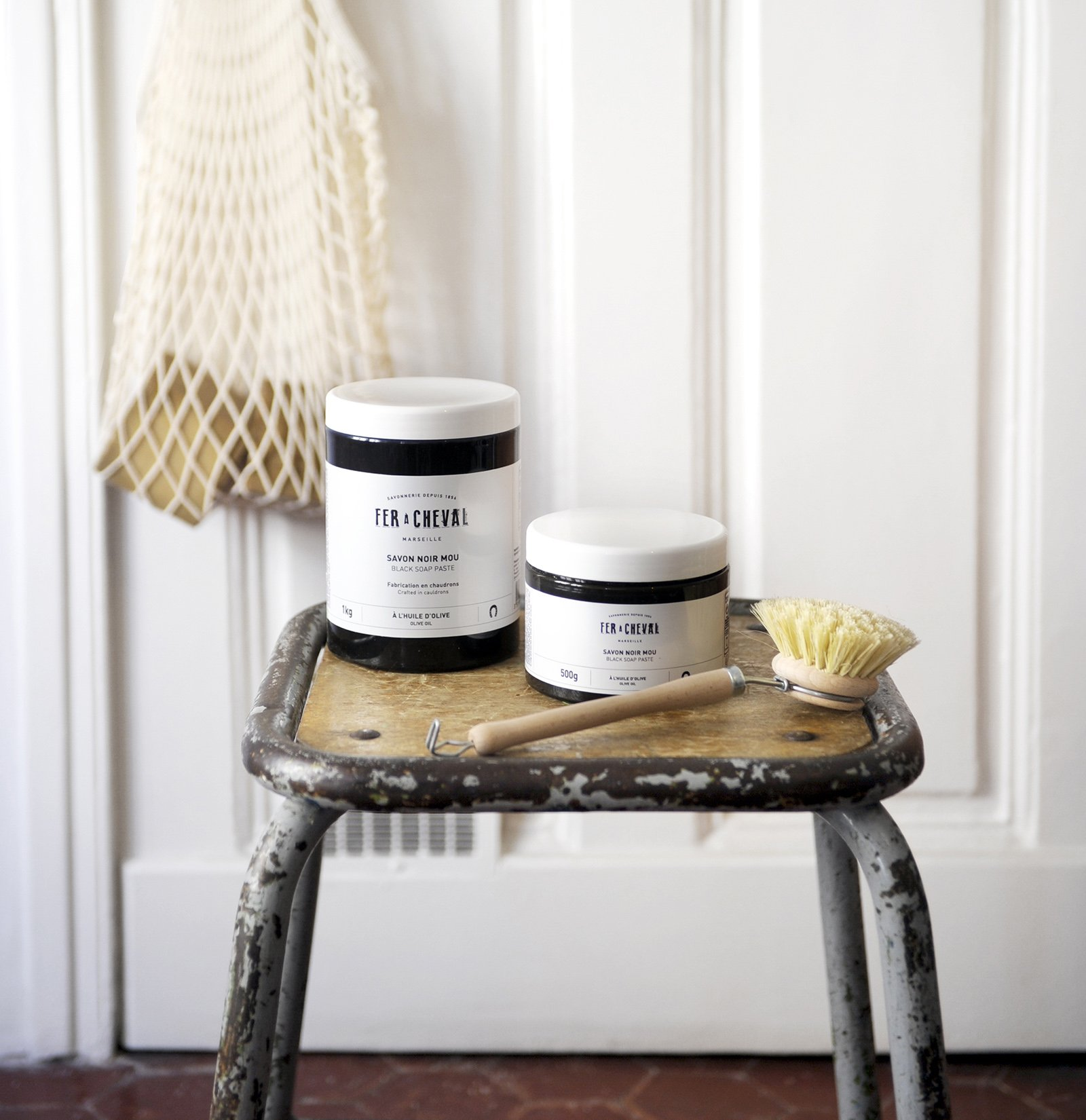 conseils d 39 utilisation recettes avec le savon noir fer. Black Bedroom Furniture Sets. Home Design Ideas