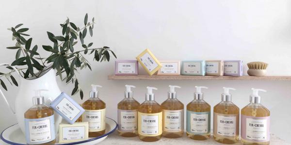 Lancement de nos savons parfumés